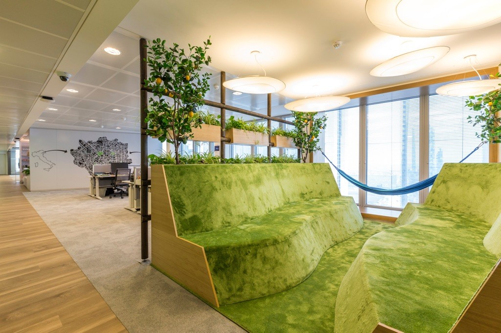 Linkedin Offices