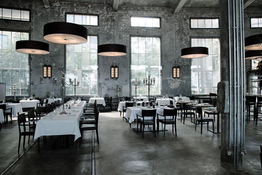 Lokal Restaurant - Stiftung Lokremise